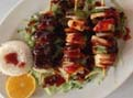 brochetas mixtas